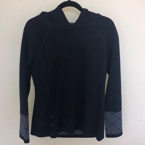 Hooded Cynthia Rowley Sweater